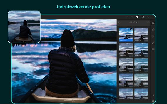 Adobe Lightroom - Foto-editor screenshot 11