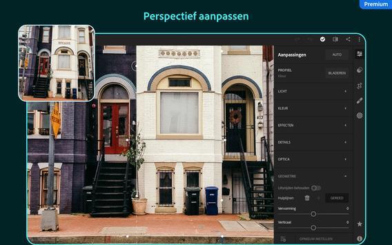 Adobe Lightroom - Foto-editor screenshot 14