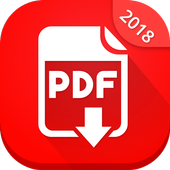 Icona PDF Reader for Android 2019