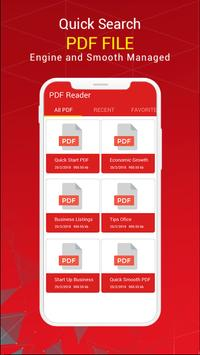 2 Schermata PDF Reader for Android 2019