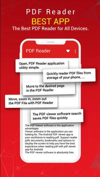 4 Schermata PDF Reader for Android 2019