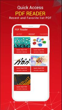 6 Schermata PDF Reader for Android 2019