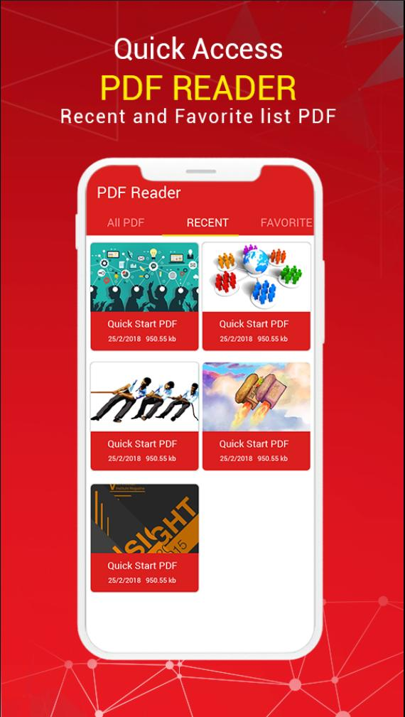 Android Pdf Reader