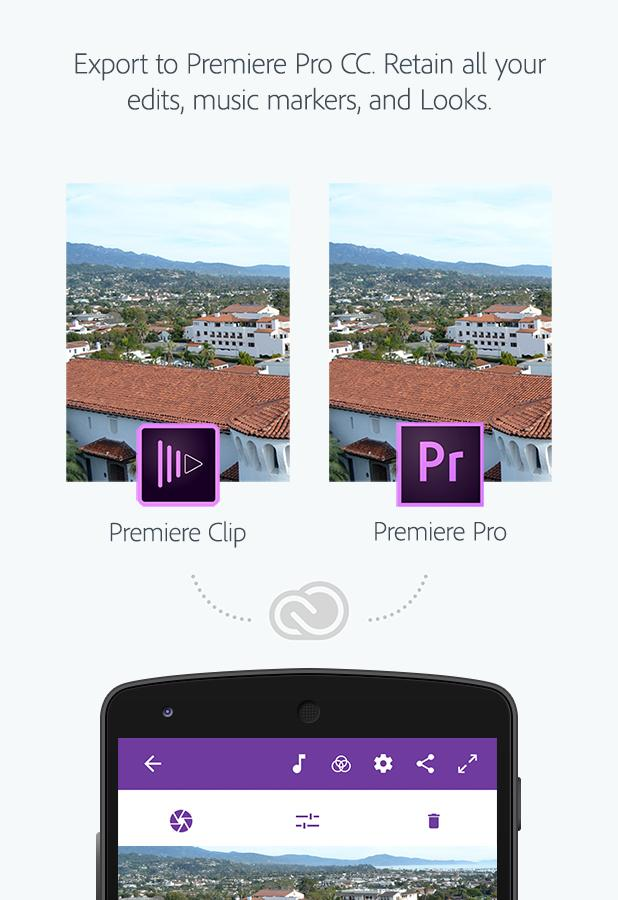 Adobe Premiere Clip for Android - APK Download