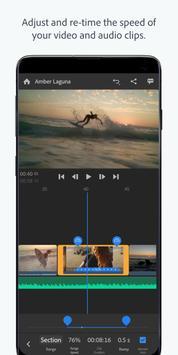 Adobe Premiere Rush — Video Editor poster