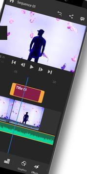 Adobe Premiere Rush — Video Editor screenshot 1