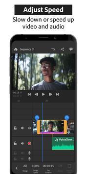 Adobe Premiere Rush — Video Editor screenshot 2