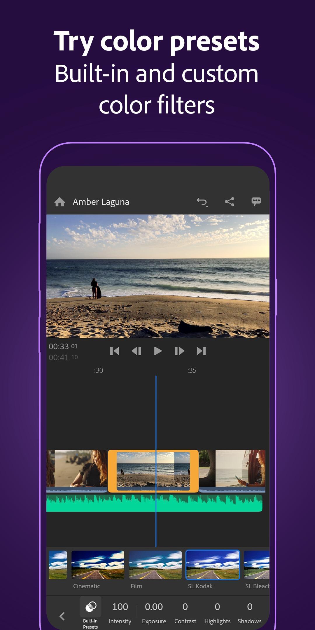 Adobe premiere rush apk