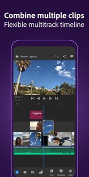 Adobe Premiere Rush — Video Editor screenshot 6