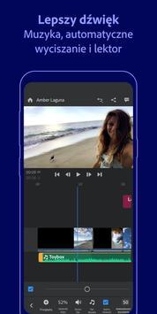 Adobe Premiere Rush — wideo screenshot 3