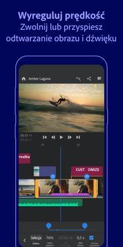 Adobe Premiere Rush — wideo screenshot 2