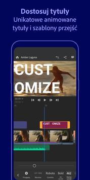 Adobe Premiere Rush — wideo screenshot 5