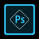 Adobe Photoshop Express: Tạo ảnh ghép để xử lý ảnh APK