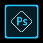 ikon Adobe Photoshop Express: Edit Foto Buat Collage