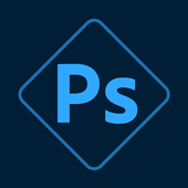 Adobe Photoshop Express:Photo Editor Collage Maker icono