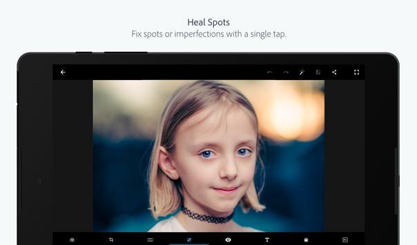 Adobe Photoshop Express: Edit Foto Buat Collage screenshot 14
