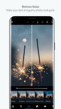 Adobe Photoshop Express: Edit Foto Buat Collage screenshot 1
