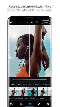 Adobe Photoshop Express:Photo Editor Collage Maker capture d'écran 2