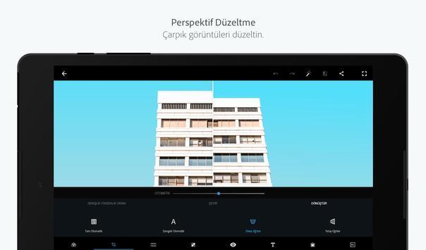 Adobe Photoshop Express: Fotoğraf Kolaj Oluşturma Ekran Görüntüsü 8