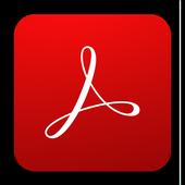 Adobe Acrobat icono
