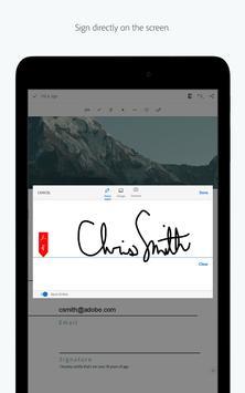 Adobe Acrobat captura de pantalla 12