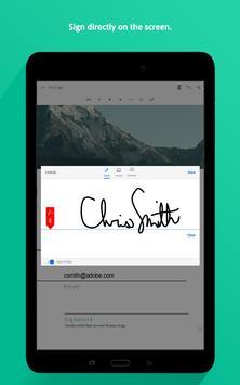 Adobe Acrobat capture d'écran 12