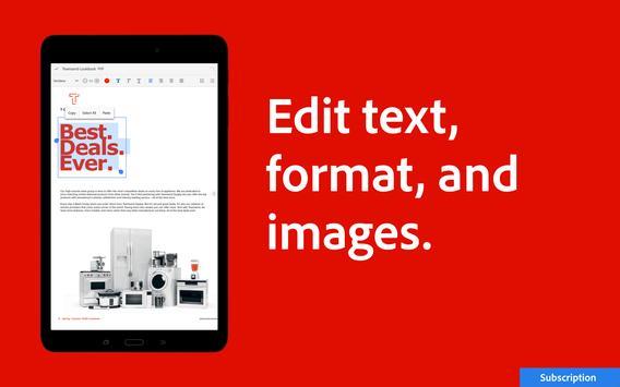 Adobe Acrobat screenshot 13