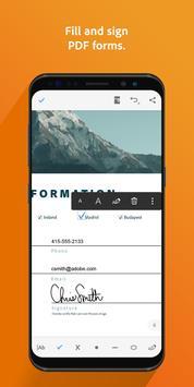 Adobe Acrobat capture d'écran 2