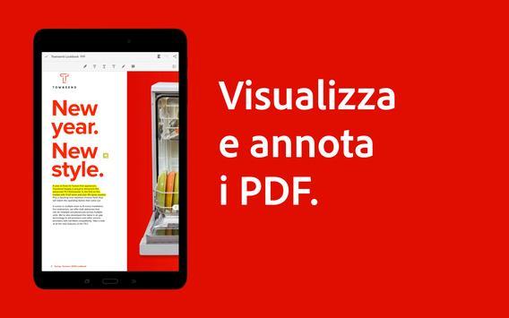 9 Schermata Adobe Acrobat