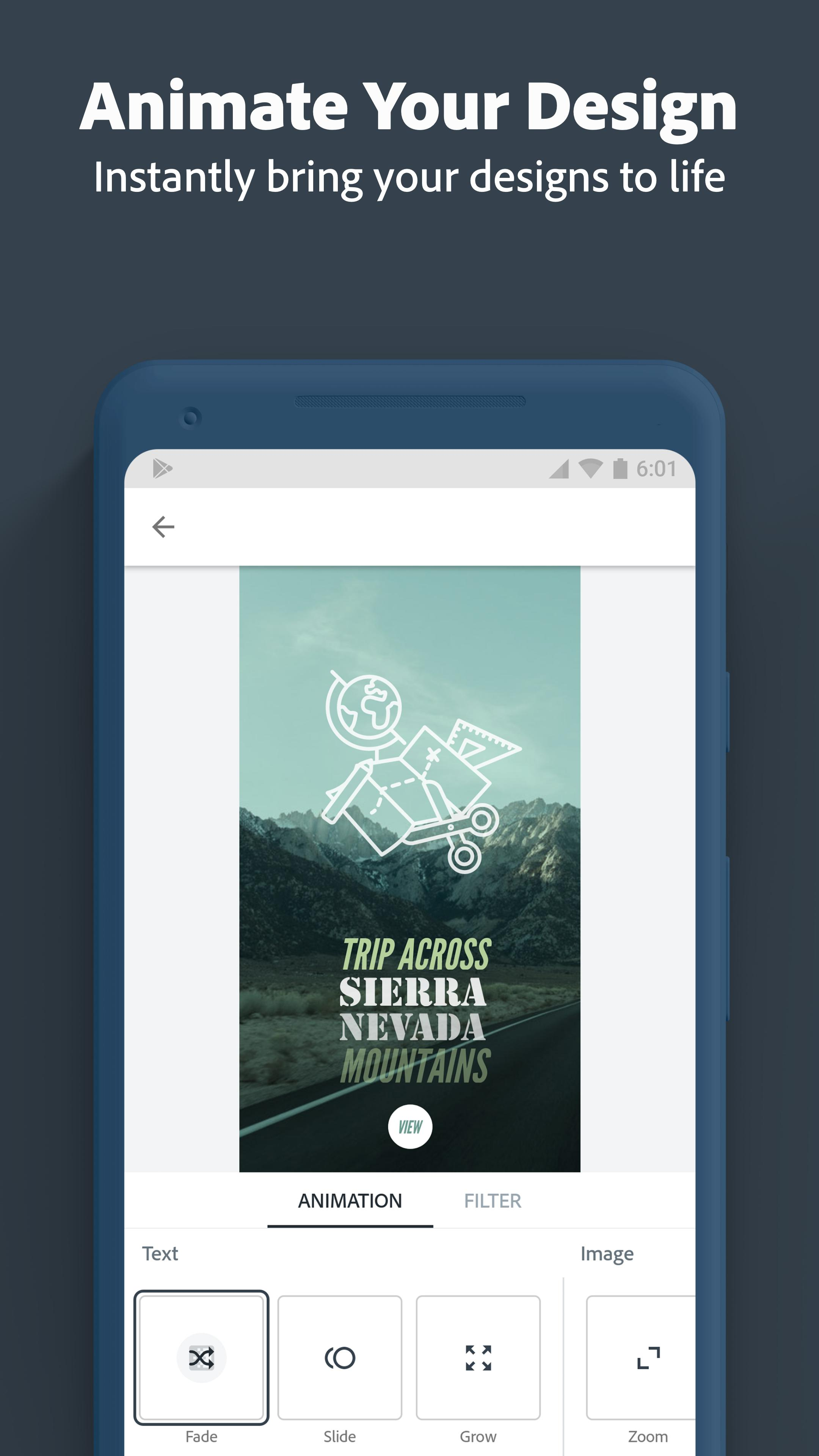 Adobe Spark Post: Graphic design made easy for Android - APK Download