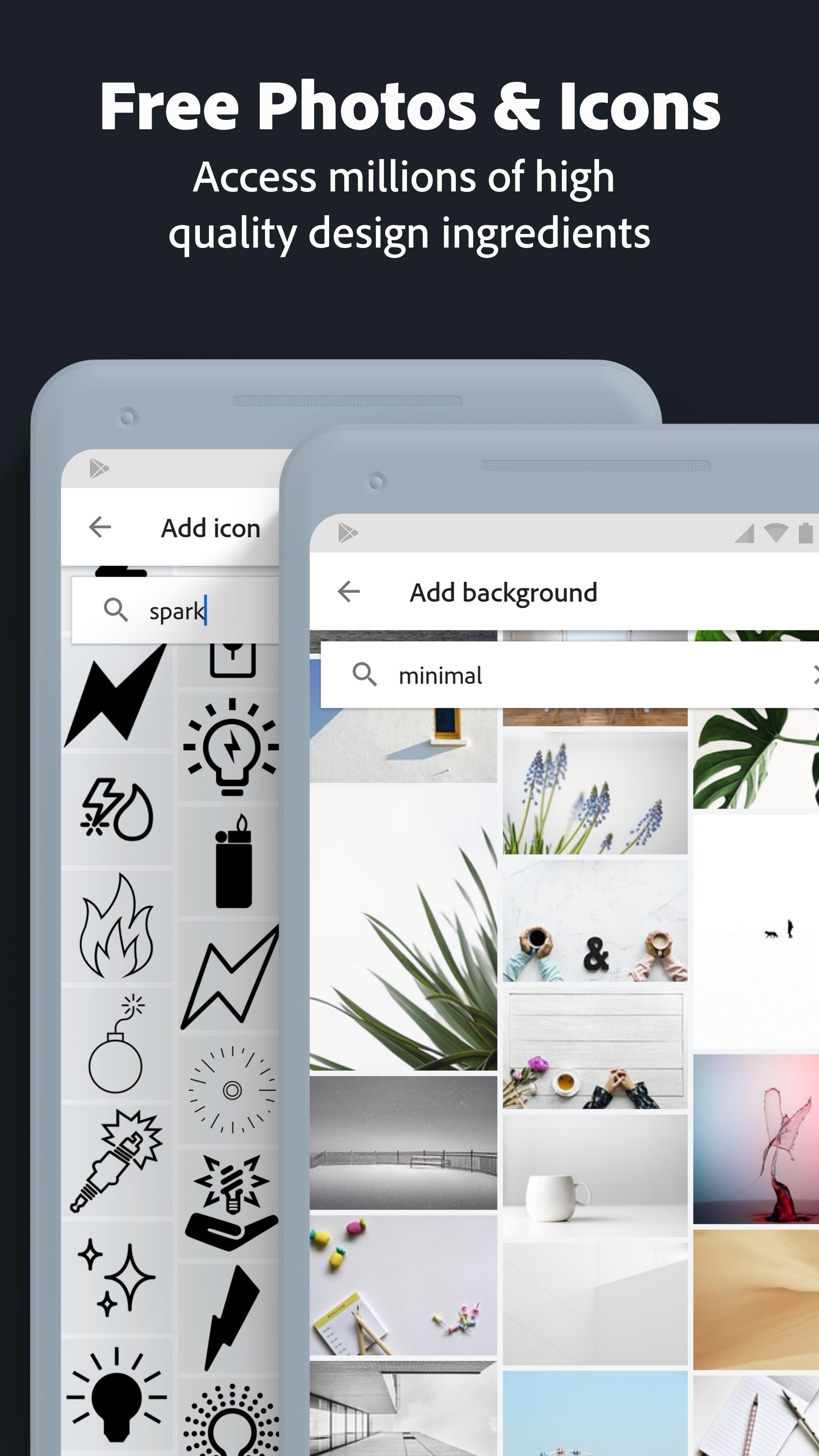 Aplikasi Adobe Spark Post: Graphic design made easy new