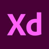 Adobe XD ikona