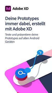 Adobe XD Plakat