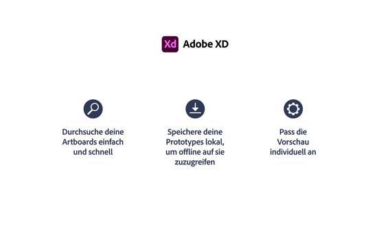 Adobe XD Screenshot 11