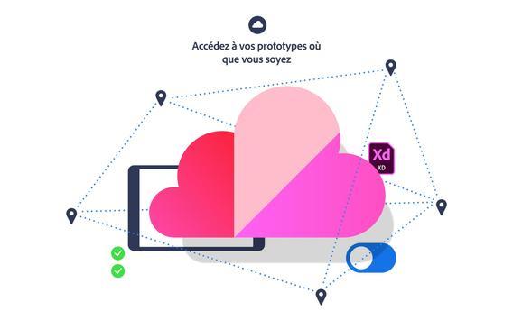 Adobe XD capture d'écran 15