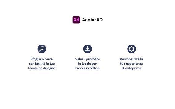 11 Schermata Adobe XD