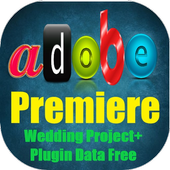 Adob Premiere Wedding Projects+Plugin Data Free icon
