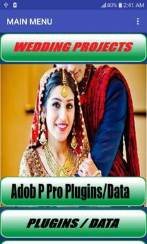 Adob Premiere Wedding Projects+Plugin Data Free poster