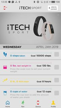 iTech Wearables poster