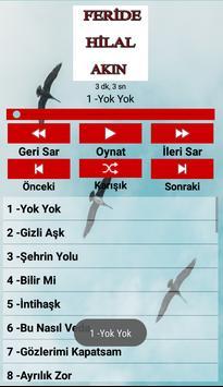 Feride Hilal AKIN Şarkıları screenshot 1