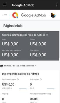AdMob screenshot 1