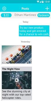 Ad Messenger screenshot 1