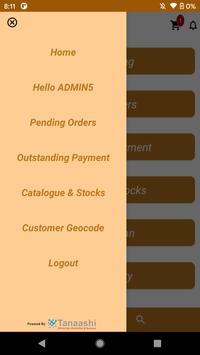 Sales Trackor screenshot 1