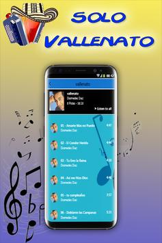 Musica Vallenata Gratis screenshot 1