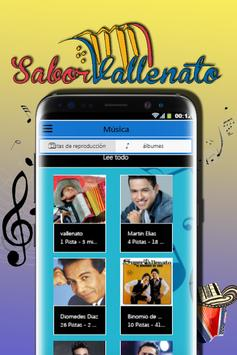 Musica Vallenata Gratis screenshot 5