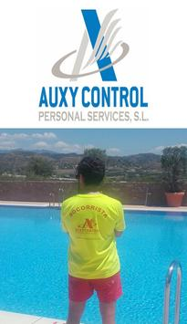 Auxy Control poster