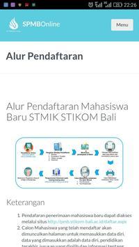 Stikom Bali screenshot 2