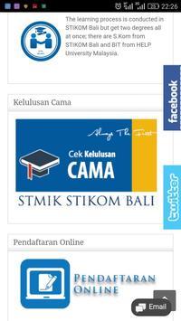 Stikom Bali screenshot 4