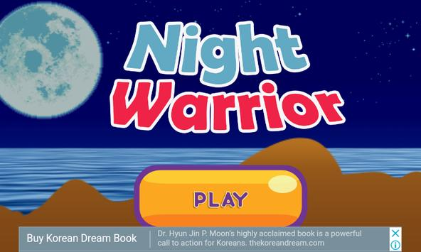 Night Warrior poster