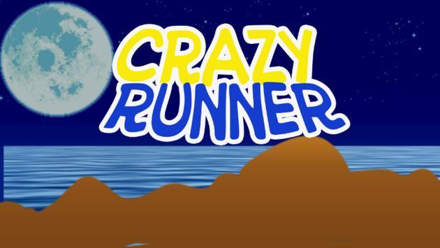 Crazy Runner poster